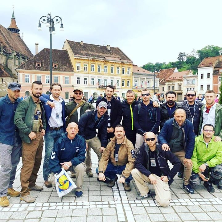 CORSO CLOSE PROTECTION ROMANIA FDKM